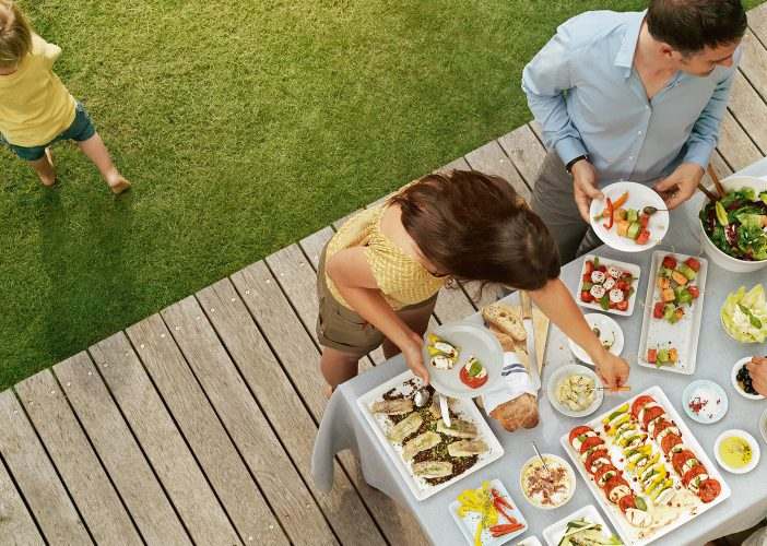 Authentics Brand Design Fotoshooting Buffet