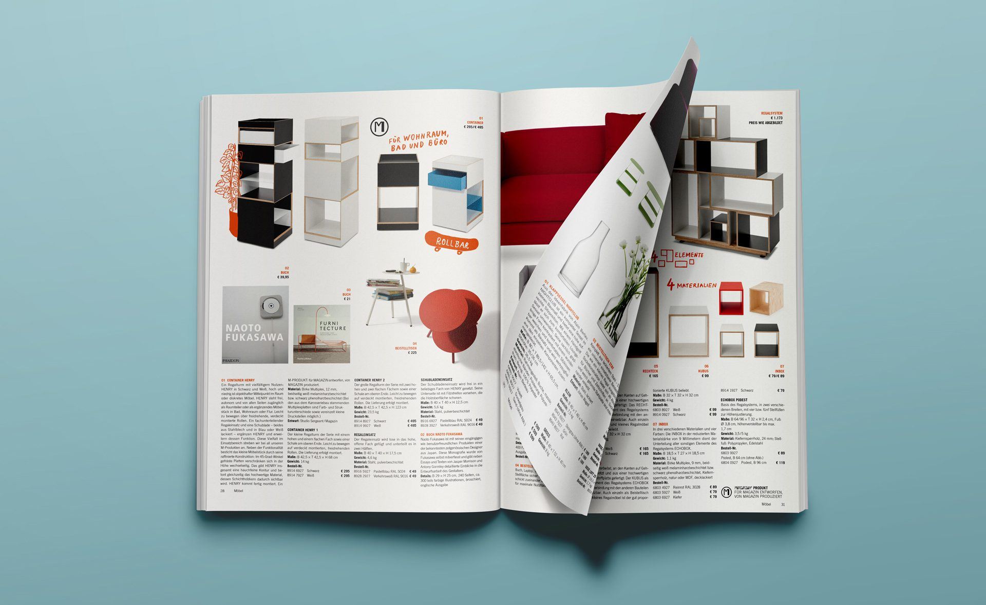 Magazin Multichannel Communication Editorial Mailorder-Katalog