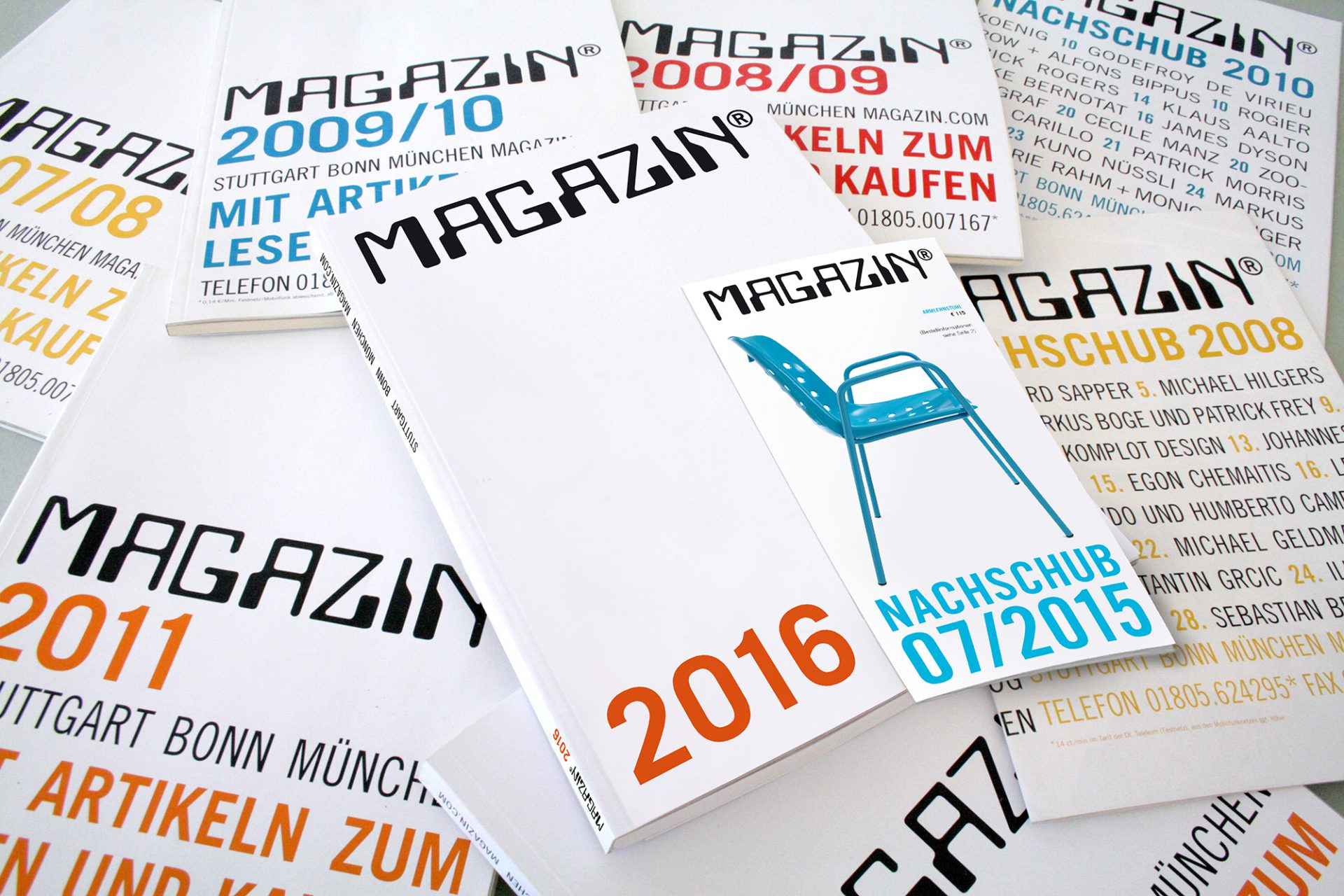 Magazin Multichannel Communication Magazine