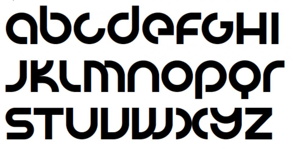 LOQI Typographie