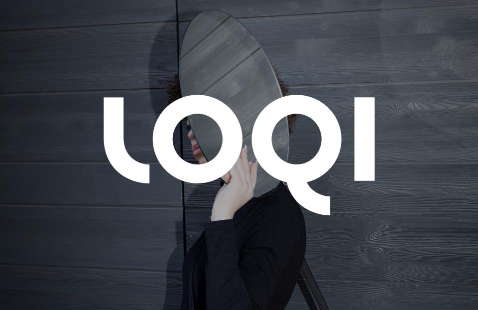 LOQI Brand Design Logo