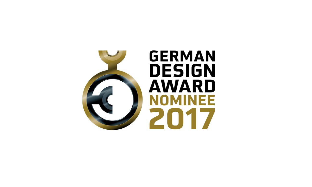 German Design Award Nominee 2017