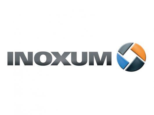 Die Wortbildmarke der Inoxum GmbH von ThyssenKrupp