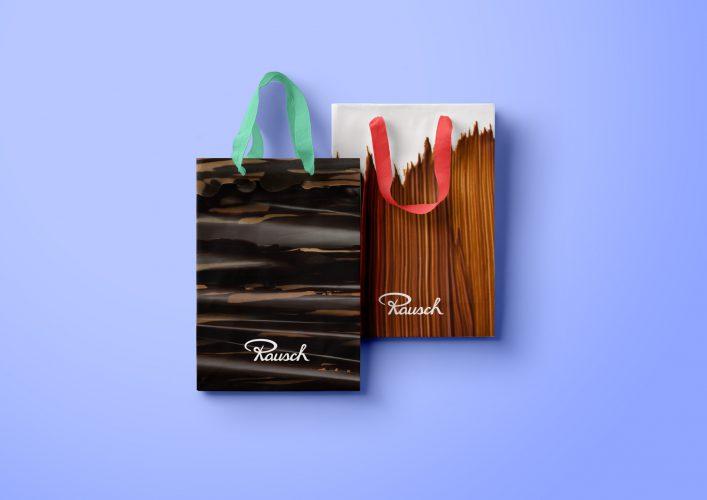 Rausch Package Design Tragetasche 2