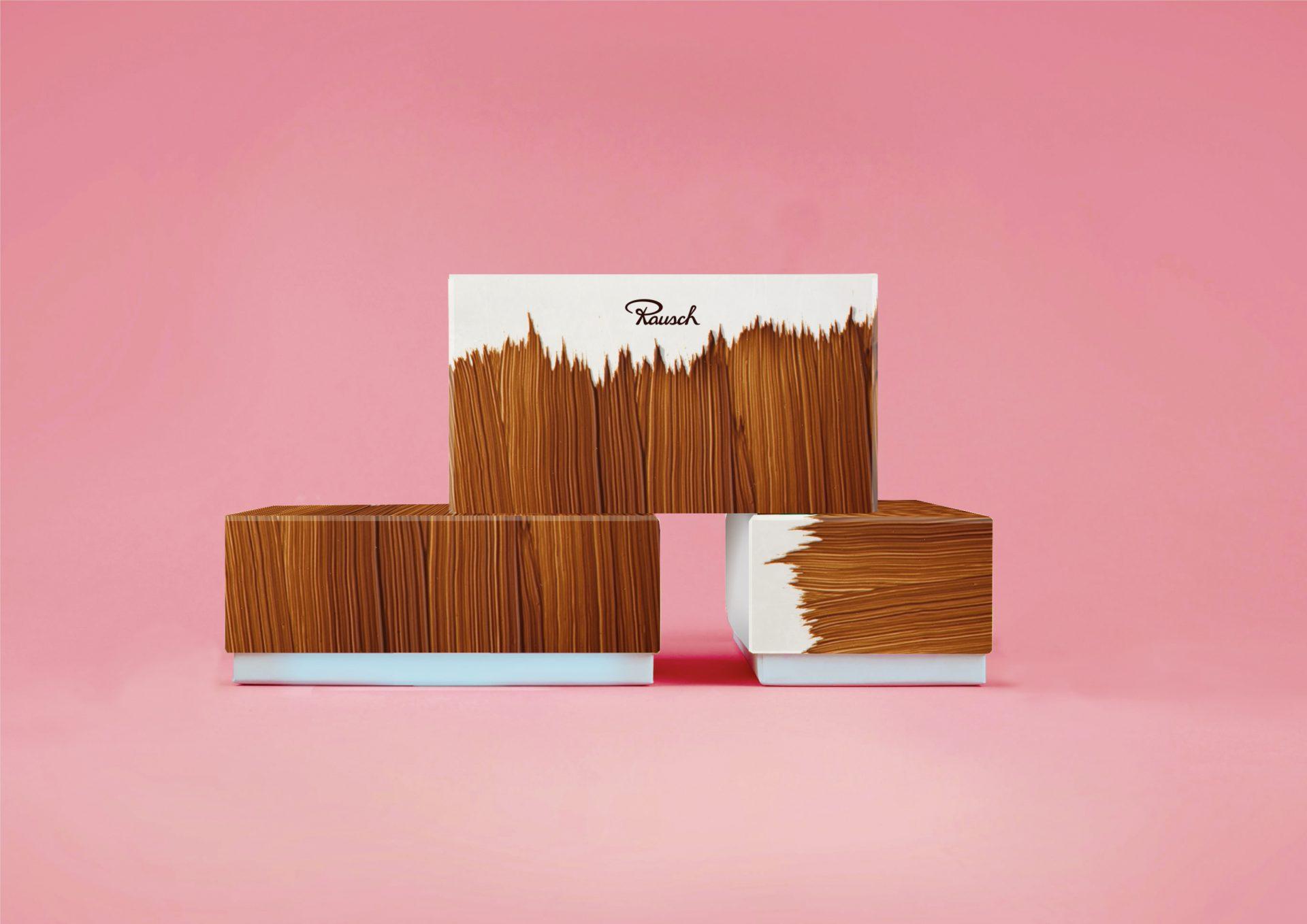 Rausch Corporate Design Verpackungsdesign