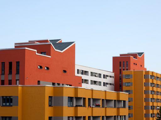 Wohnbebauung im Maerkischen Viertel
