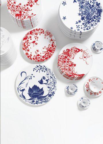 Authentics Brand Design Fotoshooting Porzellan