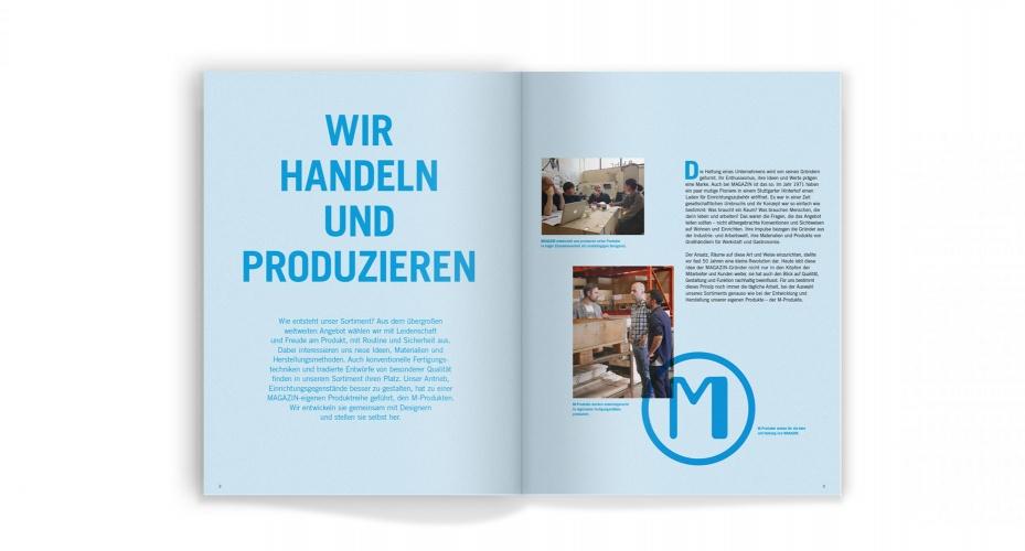 Multichannel Communication Für Magazin Realgestalt Gmbh Berlin