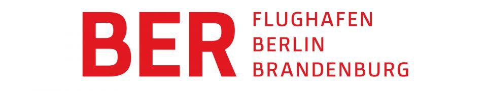 Das von Realgestalt entwickelte Logo für den BER