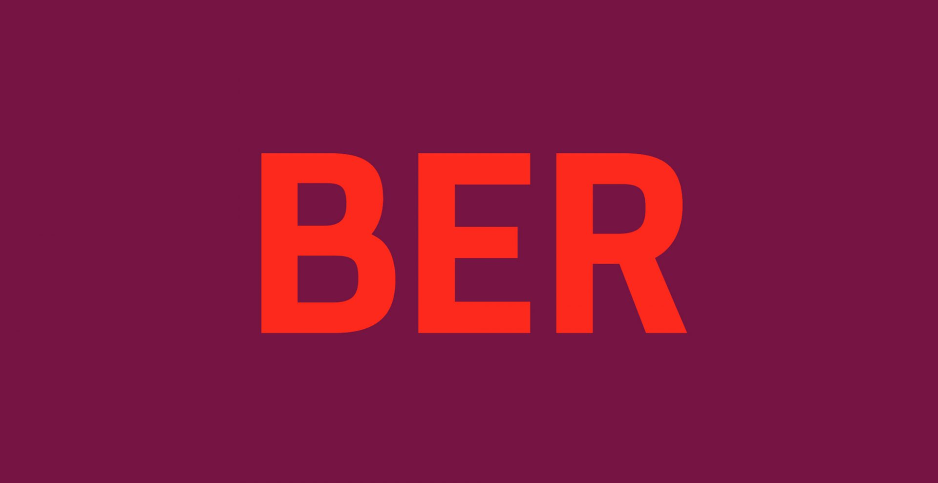 BER Corporate Identity Logo 1