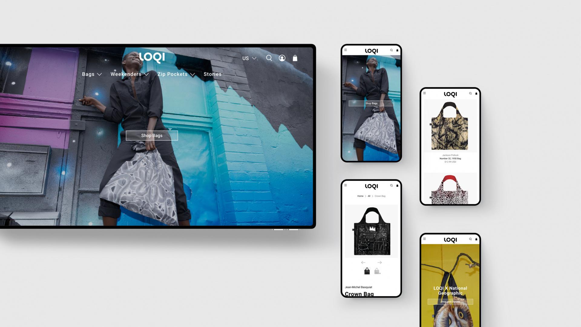 LOQI Website